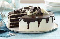 Tuxedo Cake via @AOL_Lifestyle Read more: http://www.kitchendaily.com/recipe/tuxedo-cake