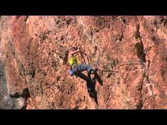 Alizée Dufraisse climbs Patinoso 5.14c Siurana, Spain.. AWESOME! Love her!
