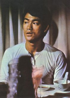 The Master, Bruce Lee.