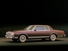 1981 Chevrolet Caprice Classic Coupe Chevy Caprice Classic, Chevrolet Caprice, Chevrolet Impala, Old American Cars, Gm Car, Impalas, Old Classic Cars, Road Runner, General Motors
