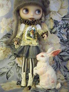 Larkin in Wonderland