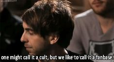 one might call it a cult... (gif)