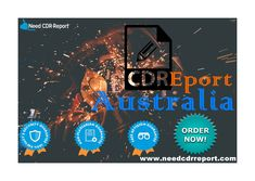 Get the best professional help for CDR preparation, that