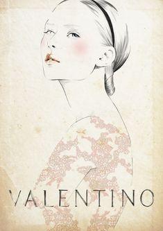 Valentino by Sandra Suy x