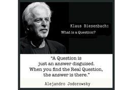 jodorowsky quotes - Google Search