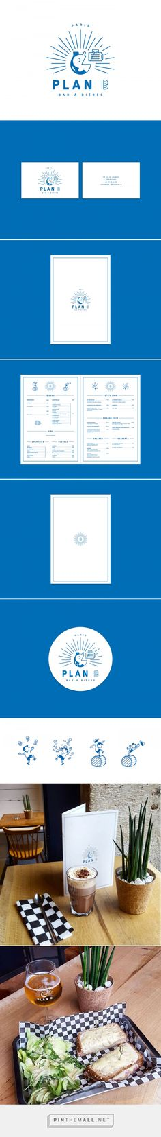 PLAN B on Behance... - a grouped images picture - Pin Them All