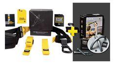 TRX PRO Kit plus TRX X-Mount.