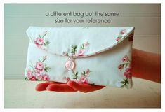 burlap lace wedding clutch purse rustic wedding rose by hoganfe