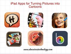 6 Great iPad Apps for Turning Pictures into Comics ~ Educational Technology and Mobile Learning