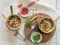 Ceviche de saint-peter
