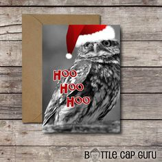 Hoo hoo hoo. #merrychristmas