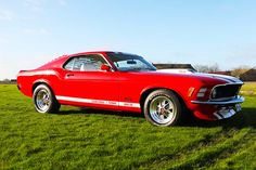 Ford Mustang Mach 1 460ci '70 – CCC