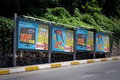 A billboard design for Banio. It was about a discount campaign.