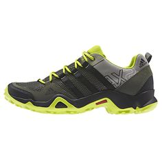 3bf190c14 adidas Outdoor Hiking Shoe – Men s Base Green Black Semi Solar Yellow 13 –  Best Deal of The Day