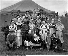 foto de circo antiguo