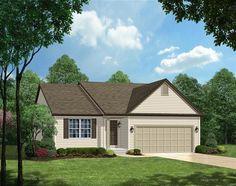 DaVinci | Konert Lake Estates- Gorgeous Wooded Lots | New Homes in Fenton MO