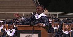 This Graduating Student Began to Pray and His Prayer Was Heard Around the World