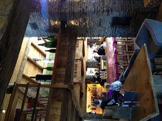 LisaAlm: on piste restaurant, bar and skilounge in Flachau, Austria