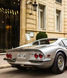 Ferrari Dino GT www.gentlemans-essentials.com