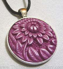 The Enchanted Gallery: Easy to Make Polymer Clay Pendants Using Jewelry Blanks and Perfect Pearls. Many goodies - a good prowl site.  #Polymer #Clay #Tutorials