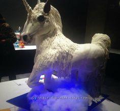 Magical Unicorn Cake... Coolest Birthday Cake Ideas