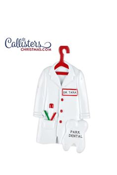 Celebrate your White Coat Ceremony recipient with our personalized doctor ornaments! Great gift for a future doctor, dentist or physician assistant. White Coat Ceremony, Physician Assistant, Rite Of Passage, Personalized Ornaments, Dentistry, Great Gifts, Future, Celebrities, Fashion