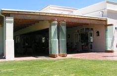 Wooden Stacking Doors Cape Town