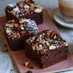 Rezept: Coffee-Brownies