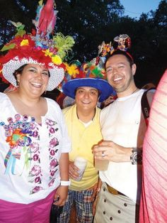 2012 Fiesta Hats - SA Scene Magazine