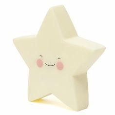 Veilleuse étoile jaune par Eef Lillemor à retrouver dans la boutique La Rose Pourpre - papeterie - Night lamp yellow star  - Online Shop -Paiement sécurisé et retour facile !