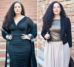 modcloth interviews Tanesha of Girl With Curves