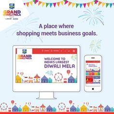 #GrandDiwaliMela wasn't just a shopping destination but also became the largest online sampling platform for brands.