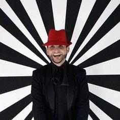 Hat by Giuseppe Tella Photo by Alex von Dungen