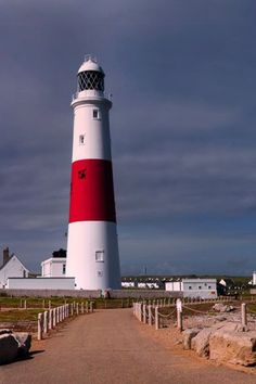 Nash Point Lighthouse, South Wales