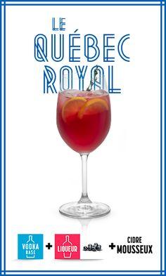 19 best cocktails avec et sans alcool images on pinterest for Cocktail quebecois
