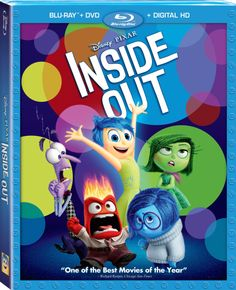 Reel Charlie's review of inside out