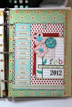 great page by CreativeTreasures