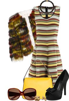 """""""Everything Fendi"""" by donnamae-harkness on Polyvore"""