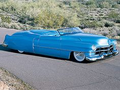 Kashmere Cadillac Roadster 1952 - Is this COOL or what???