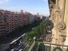 Gran Via de les Corts Catalanes, Barcelona