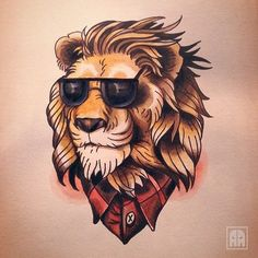 traditional lion flash - Google zoeken