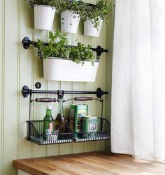 IKEA-cutlery-caddy-plant-pot-fork-spoon-pen-holder-desk-organizer-steel-FINTORP