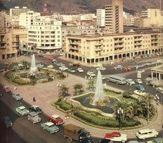 Plaza O'Leary - Caracas 1950