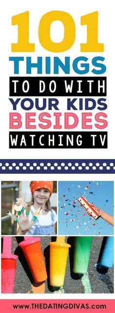I can't wait to use this list this summer to keep my kiddos busy! http://www.TheDatingDivas.com