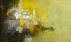 "Roger Lane ""Amalfi Yellows"""