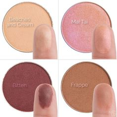 A winning combination! Pair these Makeup Geek Eyeshadows together for a result that works every time! #mugcolorcombo