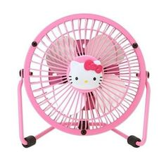 Hello Kitty Mini Electric Fan Sanrio from Japan Hello Kitty Gifts, Hello Kitty Rooms, Hello Kitty Kitchen, Hello Kitty House, Sanrio Hello Kitty, Hello Kitty Stuff, Mini Electric Fan, Hello Kitty Imagenes, Hello Kitty Collection
