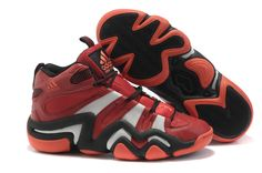 premium selection 93a06 3fdf2 Crazy 8 Adidas Basketball Shoes Sport Red Black Basketball Shoes On Sale,  Adidas Basketball Shoes