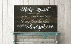 Check out this item in my Etsy shop https://www.etsy.com/listing/515889754/wooden-signs-inspiration-quote-holy