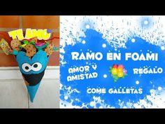 💐 Ramo En Foami O Regalo De Amor Y Amistad - Creaciones El Ave Fenix 🌺 - YouTube Logos, Youtube, Love Gifts, Phoenix Bird, Friendship, The Creation, Birds, Logo, Youtubers